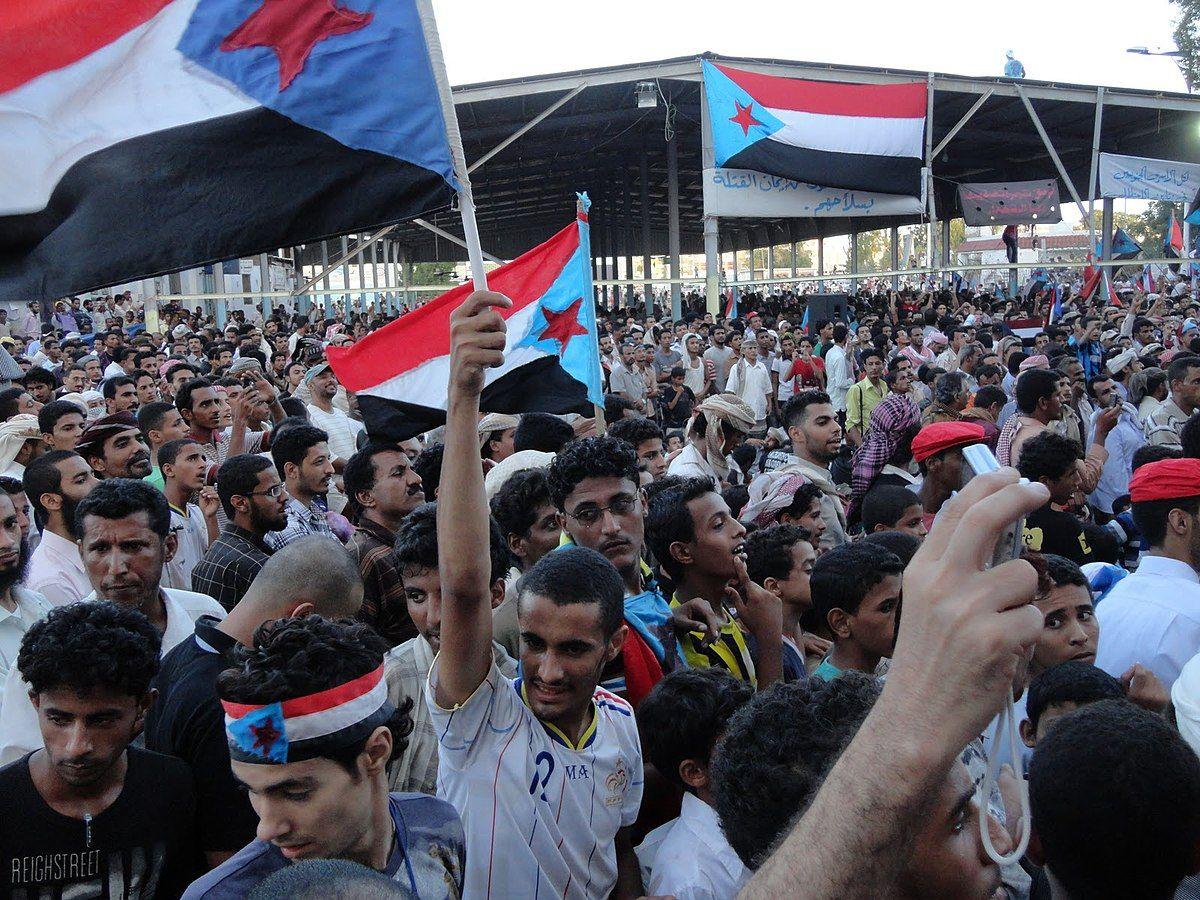 Protest během Arabského jara v Jemenu