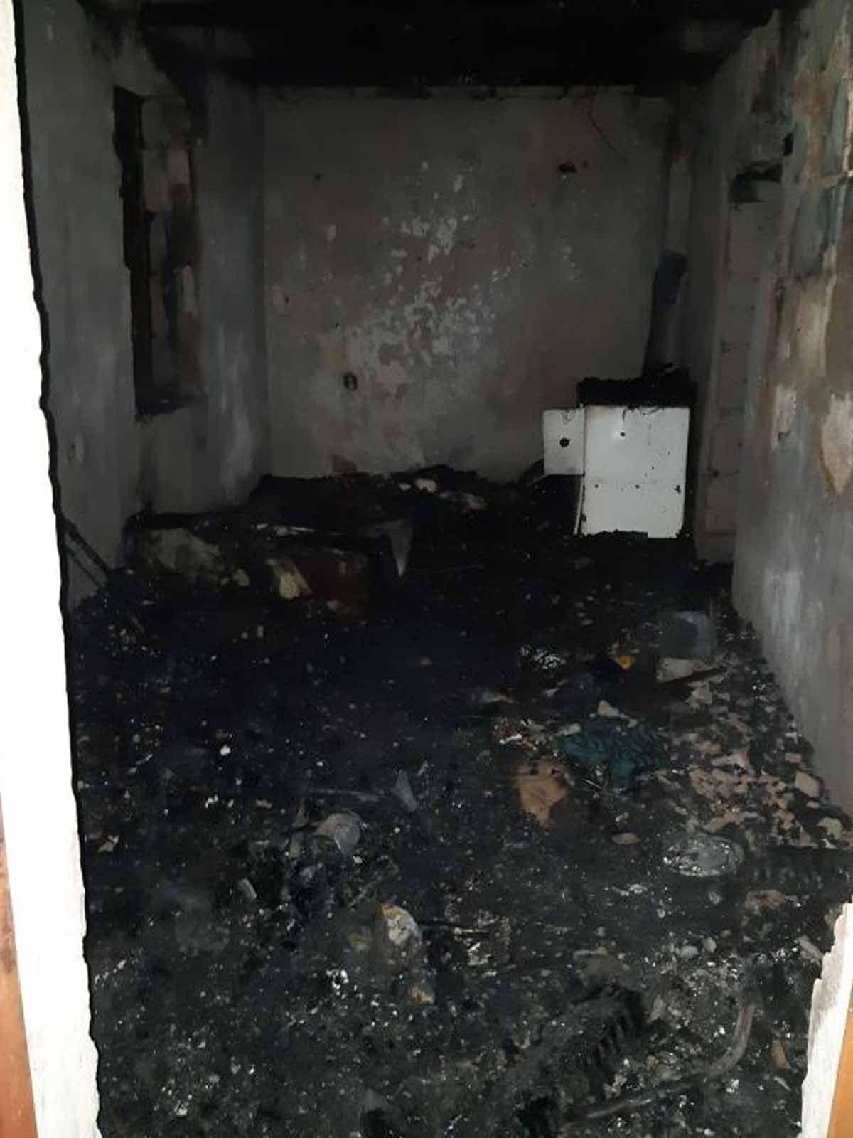 Dva muži z Brna-venkov zapálili domek se čtyřmi psy kvůli dvěma rostlinám marihuany