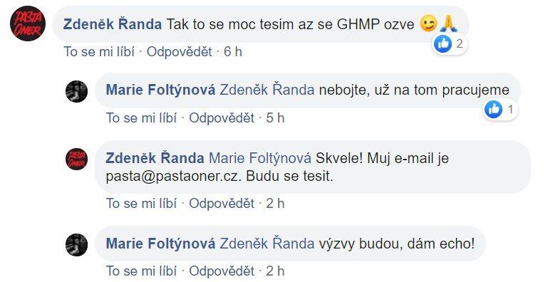 Český umělec Pasta Oner chtěl podporu od pražského magistrátu. Na Instagramu ale ukázal, jak připravuje humry