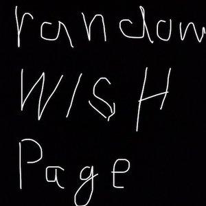 randomWISHpage